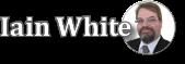 Iain White Logo