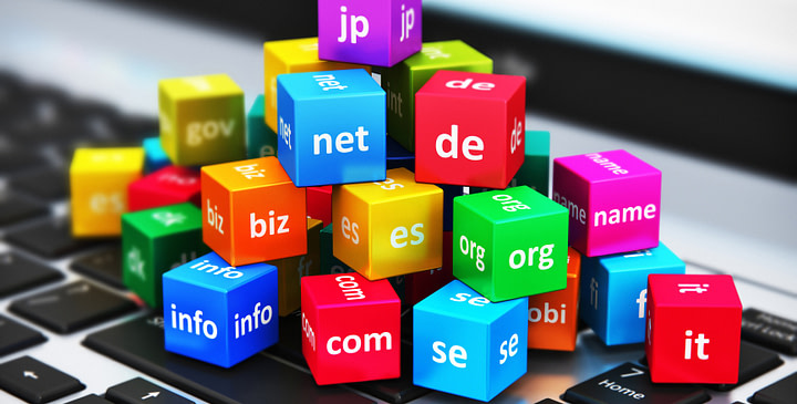 Domain Names - TLDs